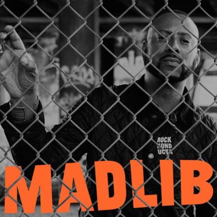 37. Madlib - Rock Konducta Pt. 1 & 2