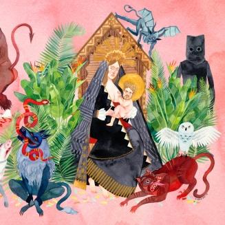 90. Father John Misty – I Love You, Honeybear