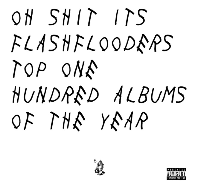 flashflooders top 100 albums 2015 header